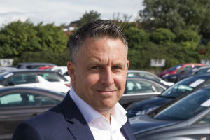 Philip Nothard, insight and strategy director Cox Automotive